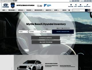 hyattcars.com screenshot
