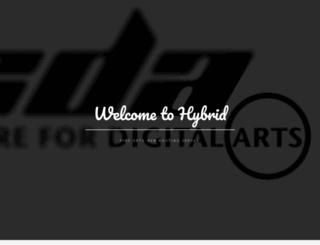 hybrid.concordia.ca screenshot
