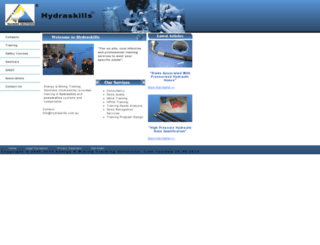 hydraskills.com screenshot