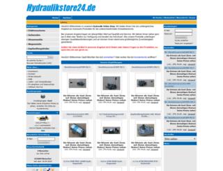 hydraulikstore24.de screenshot
