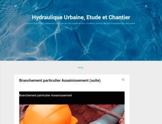 hydrauliqueformation.blogspot.com screenshot