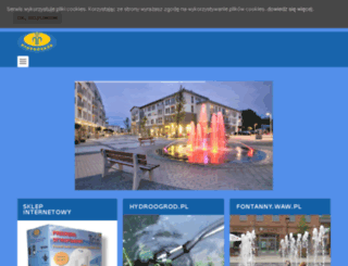 hydroogrod.pl screenshot