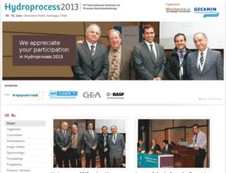 hydroprocess2013.com screenshot
