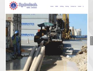 hydrotechndrc.com screenshot