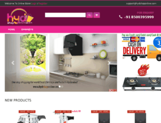hydshoponline.com screenshot