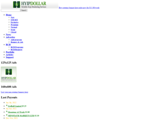 hyipdollar.com screenshot
