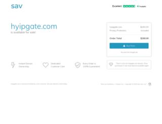 hyipgate.com screenshot