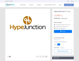 hypejunction.com screenshot