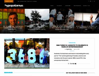 hypepotamus.com screenshot