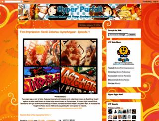 hyper-parfait.blogspot.com screenshot