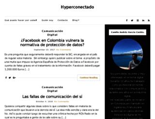 hyperconectado.com screenshot