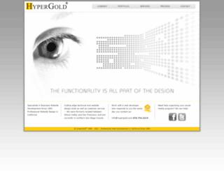 hypergold.com screenshot