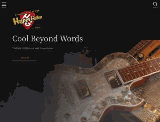 hyperguitars.com screenshot