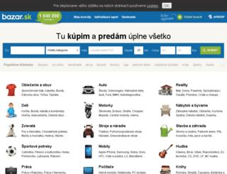 hyperinzercia.sk screenshot