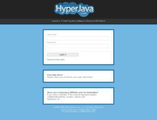 hyperjava.com screenshot