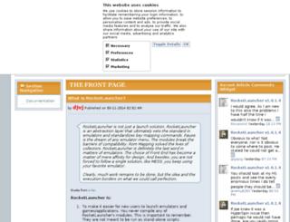 hyperlaunch.net screenshot