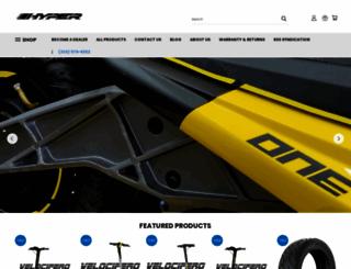 hyperpowersports.com screenshot