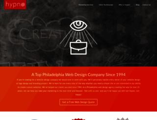 hypnodesign.com screenshot