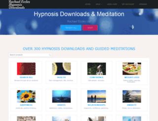 hypnosdownloads.com screenshot