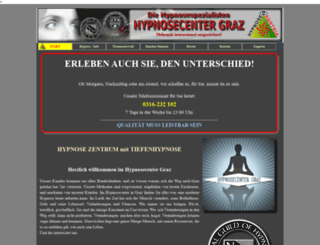 hypnose-austria.at screenshot