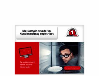 hypnose-praxis-bielefeld.de screenshot