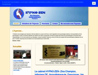 hypnose-relaxation-var.com screenshot