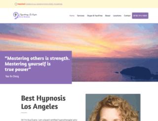 hypnotherapylosangelesca.com screenshot