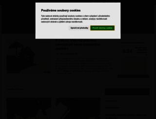 hypoindex.cz screenshot