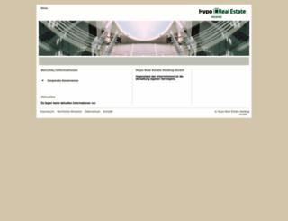 hyporealestate.com screenshot