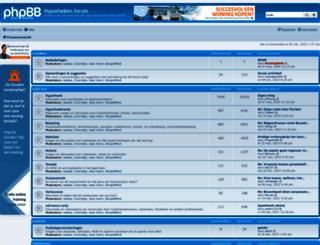 hypotheken-forum.nl screenshot