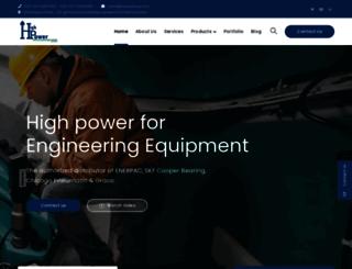 hypowereg.com screenshot