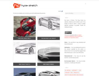hyraxsketch.blogspot.com screenshot