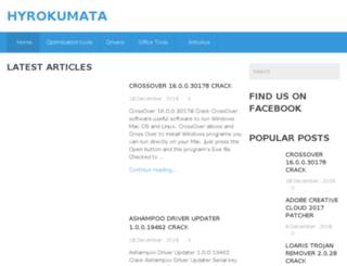 hyrokumata.blogspot.com.tr screenshot