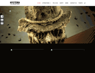 hysteriadanvers.com screenshot