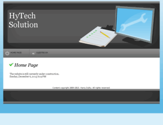 hytechsolution.com screenshot