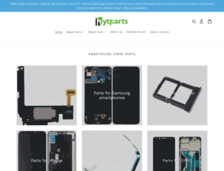 hytparts.com screenshot