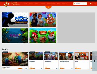 hyvesgames.nl screenshot