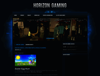 hzgaming.net screenshot