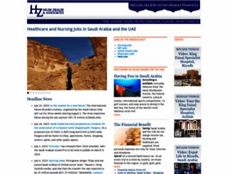 hziegler.com screenshot