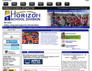 hzsd.ca screenshot