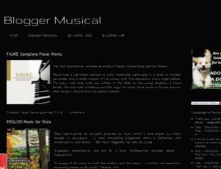i-bloggermusic.blogspot.com.tr screenshot