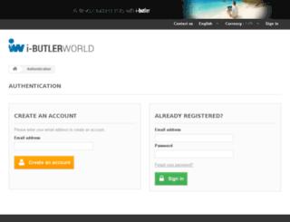 i-butler-world.eu screenshot