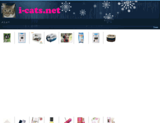 i-cats.net screenshot