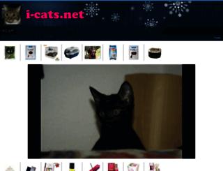 i-cats.net screenshot