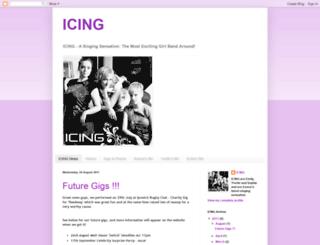 i-cing.blogspot.com screenshot