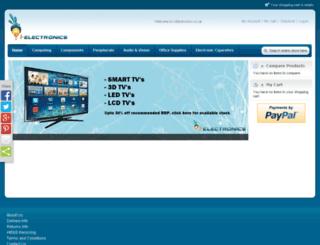 i-electronics.co.uk screenshot