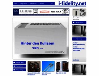 i-fidelity.net screenshot