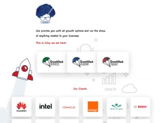 i-geeky.com screenshot