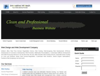 i-infotech.com screenshot