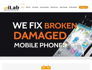 i-lab.com.au screenshot